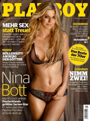 Playboy Germany - Feb 2012
