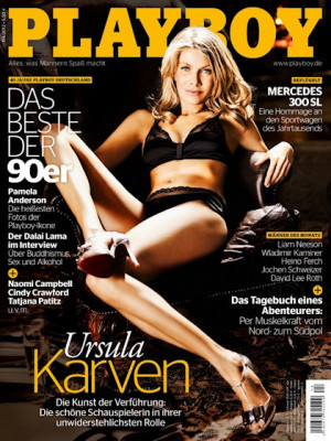 Playboy Germany - April 2012