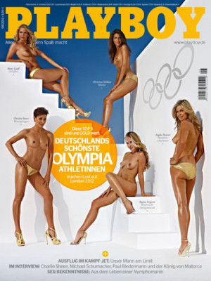 Playboy Germany - August 2012