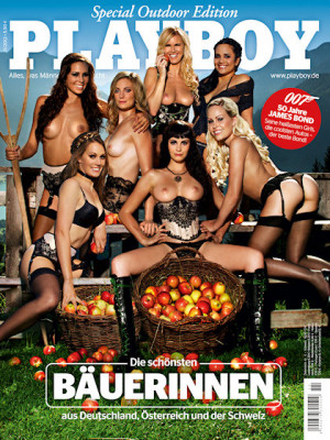 Playboy Germany - Nov 2012