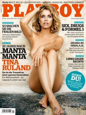Playboy Germany - October 2013