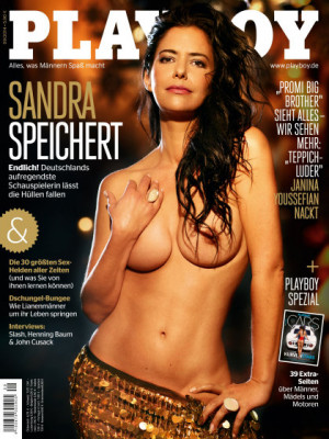 Playboy Germany - Sep 2014