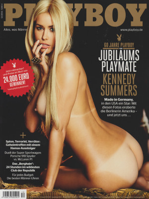 Playboy Germany - December 2014