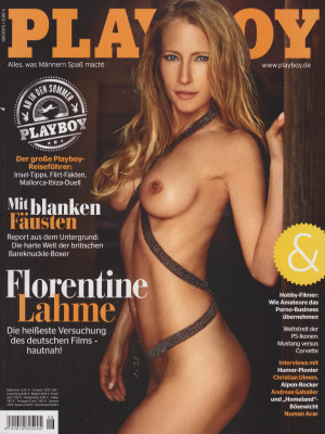 Playboy Germany - Aug 2015