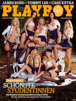 Playboy Germany - Nov 2015