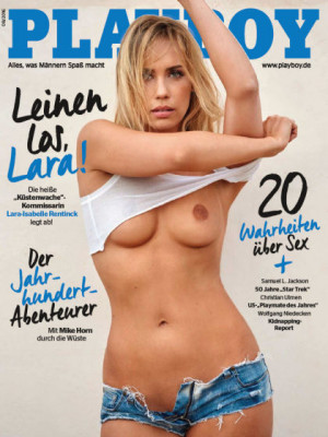 Playboy Germany - Aug 2016