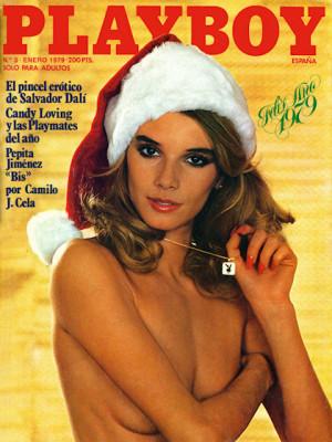 Playboy Spain - January 1979