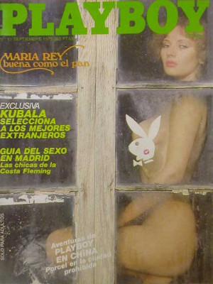 Playboy Spain - Sep 1979