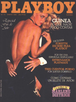 Playboy Spain - January 1980