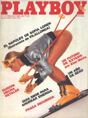 Playboy Spain - Feb 1980