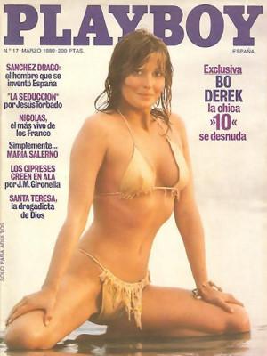 Playboy Spain - March 1980