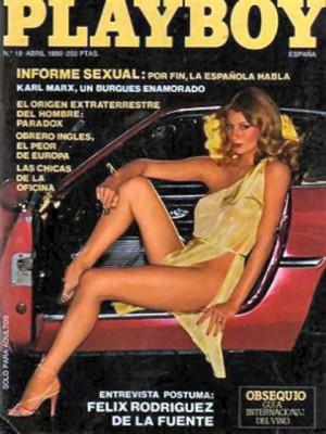 Playboy Spain - April 1980