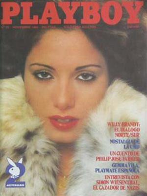 Playboy Spain - Nov 1980