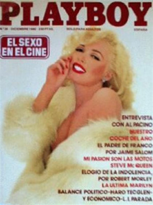 Playboy Spain - Dec 1980