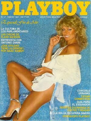 Playboy Spain - January 1981