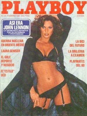 Playboy Spain - Feb 1981
