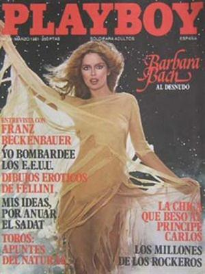 Playboy Spain - March 1981