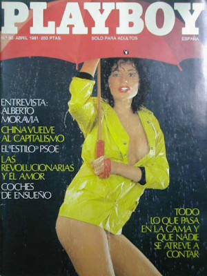 Playboy Spain - April 1981