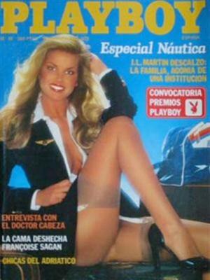 Playboy Spain - June 1981