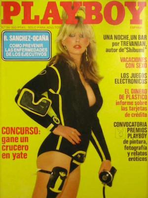 Playboy Spain - August 1981