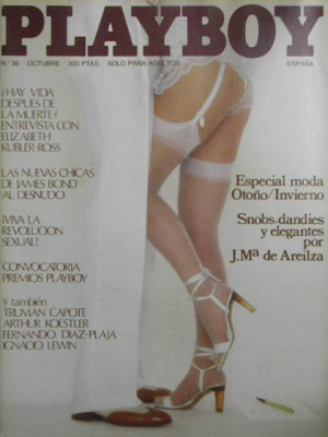 Playboy Spain - October 1981