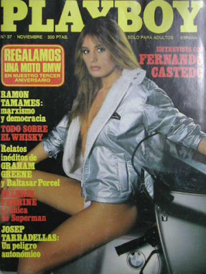 Playboy Spain - Nov 1981