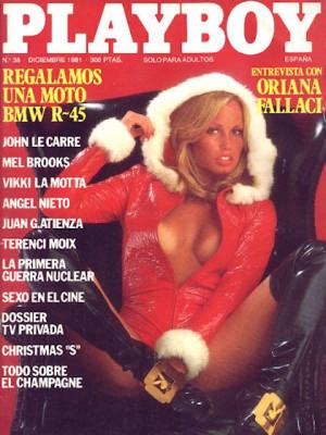Playboy Spain - Dec 1981