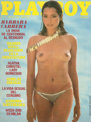 Playboy Spain - March 1982