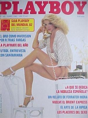 Playboy Spain - June 1982