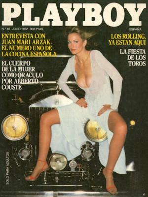 Playboy Spain - July 1982
