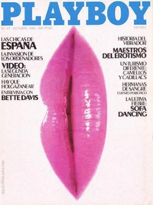 Playboy Spain - October 1982