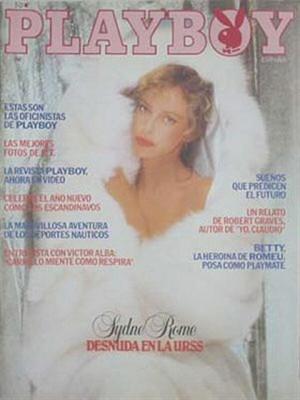 Playboy Spain - January 1983