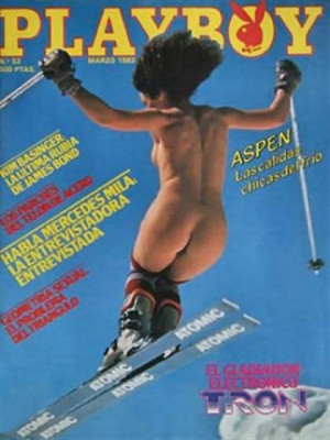 Playboy Spain - March 1983