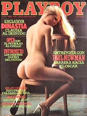 Playboy Spain - April 1983