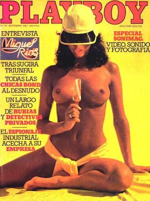 Playboy Spain - Sep 1983
