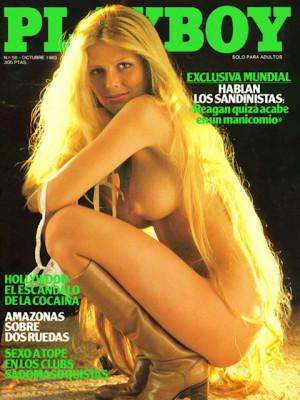 Playboy Spain - October 1983