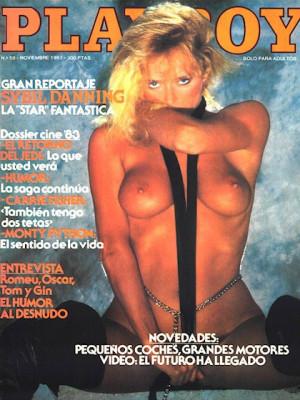 Playboy Spain - Nov 1983