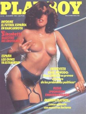 Playboy Spain - Dec 1983