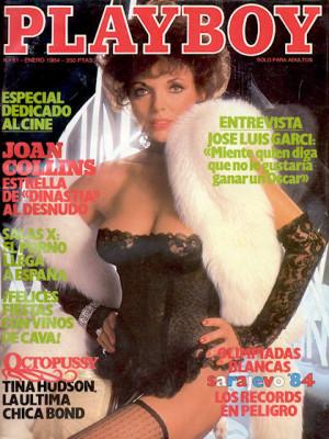 Playboy Spain - January 1984