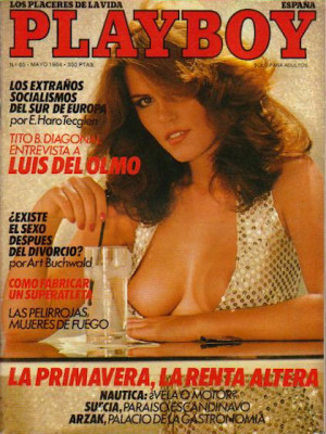 Playboy Spain - May 1984