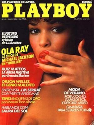 Playboy Spain - June 1984