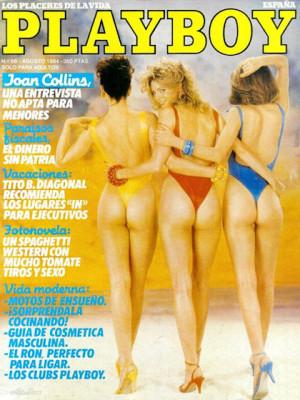 Playboy Spain - August 1984