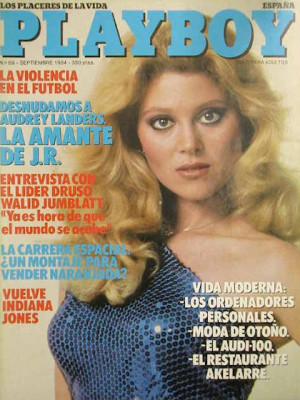 Playboy Spain - Sep 1984
