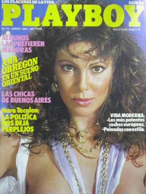 Playboy Spain - January 1985