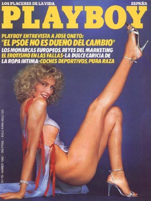 Playboy Spain - March 1985