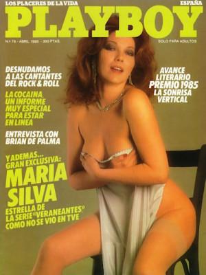 Playboy Spain - April 1985