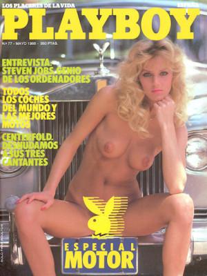 Playboy Spain - May 1985