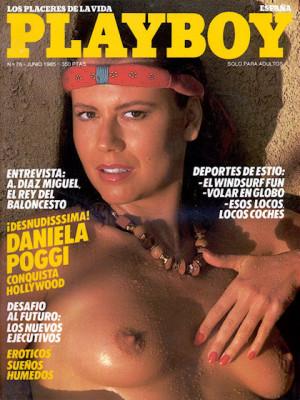 Playboy Spain - June 1985