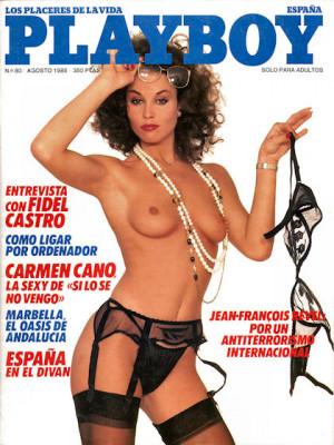 Playboy Spain - August 1985