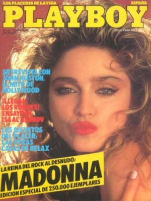 Playboy Spain - Sep 1985